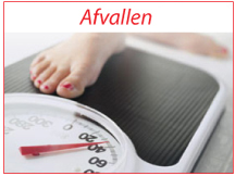 afvallen, gewichtsbeheersing, afslanken, lijnen, dieet in Rotterdam